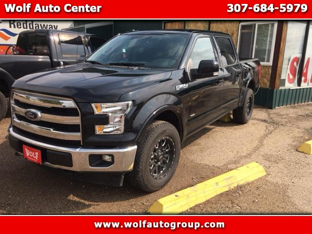 "2017 Ford F-150 Supercab 157"" Lariat 4WD"