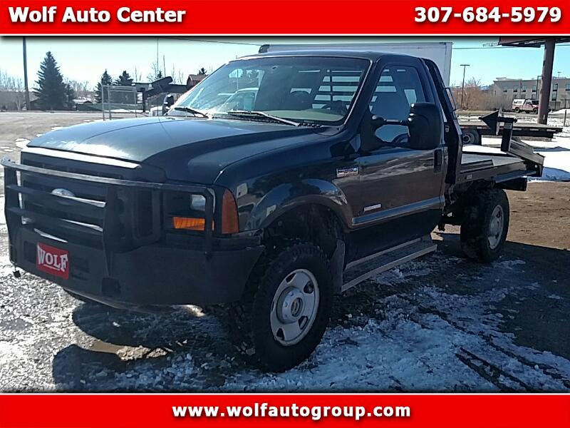 2006 Ford F350 XL 4WD