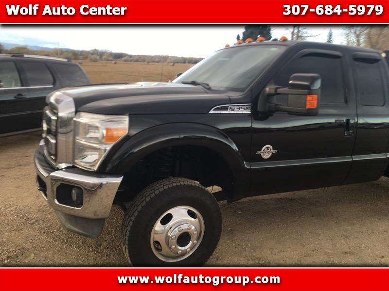 2012 Ford F350 XL SuperCab Long Bed DRW 4WD