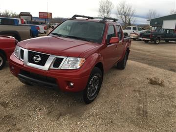 2017 Nissan Frontier 4WD