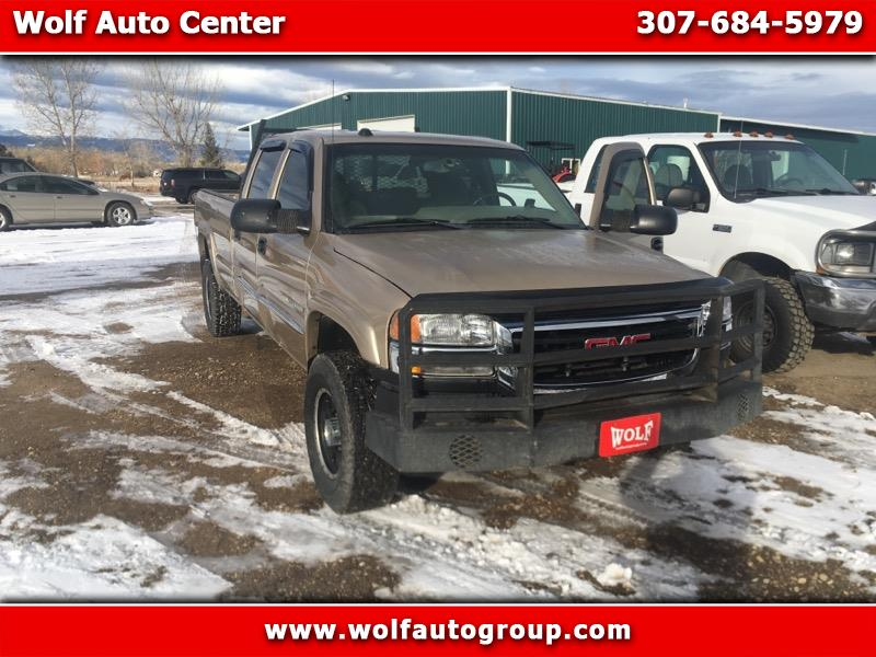 2005 GMC Sierra Crew Cab Short Bed 4WD