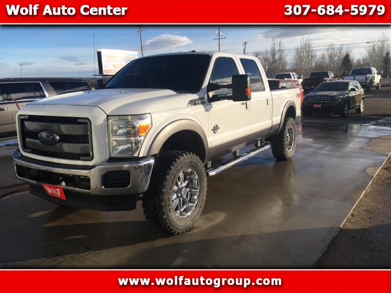 2013 Ford F250 King Ranch Crew Cab 4WD