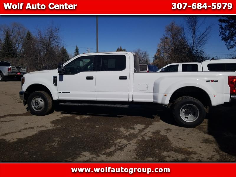 2018 Ford F350 XL Crew Cab Long Bed DRW 4WD