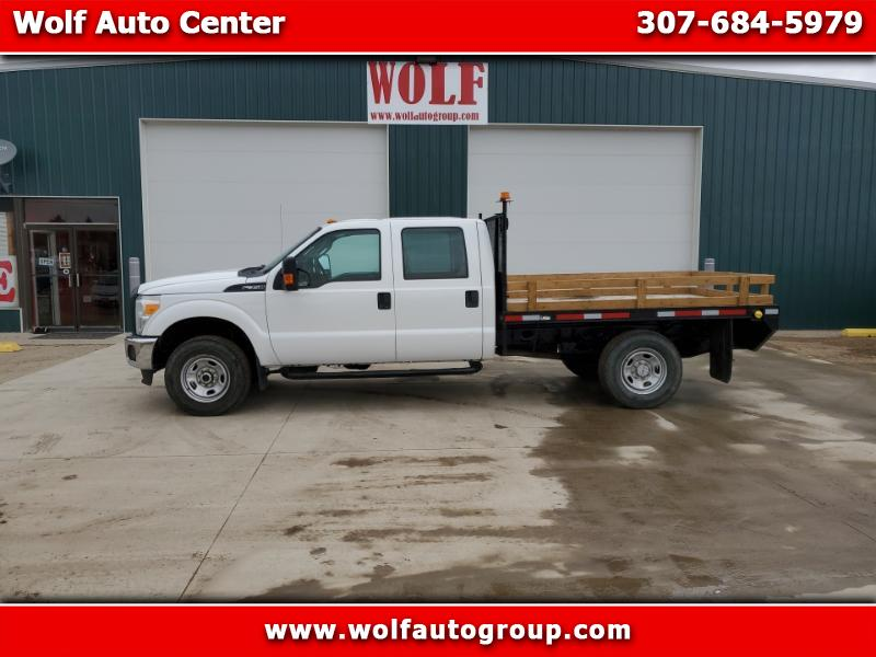 2013 Ford F350 King Ranch Crew Cab 4WD
