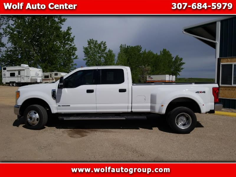 2017 Ford F350 XLT CREW CAB LONG BED DRW 4WD