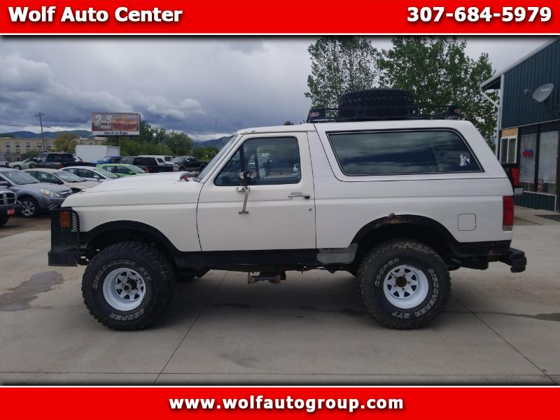 1990 Ford Bronco 105