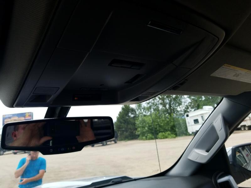2017 Chevrolet Silverado 1500 LTZ Crew Cab 4WD