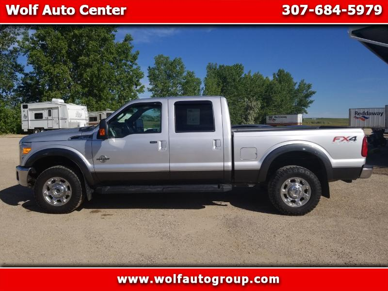 2016 Ford F-350 SD Lariat Crew Cab Short Bed 4WD