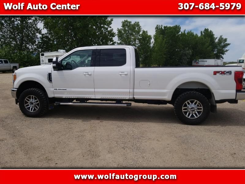 2018 Ford F-350 SD Lariat Crew Cab Long Bed 4WD