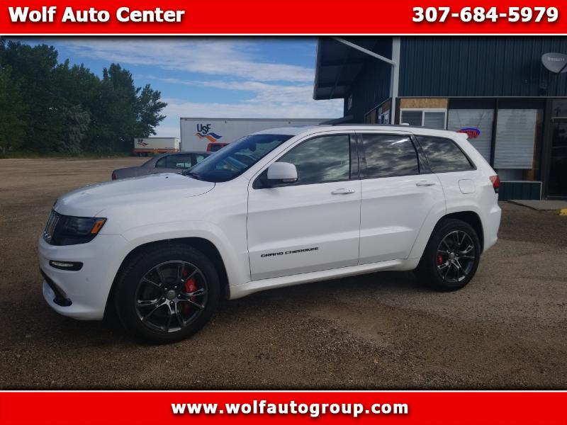 2016 Jeep Grand Cherokee SRT-8 SRT-8