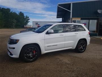 2016 Jeep Grand Cherokee SRT-8