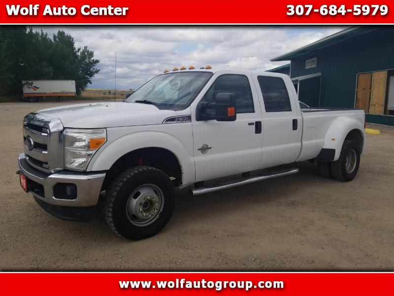 2014 Ford F350 XLT CREW CAB LONG BED DRW 4WD