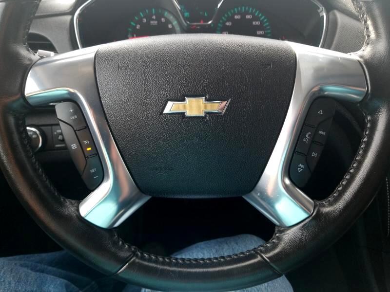 2015 Chevrolet Traverse 2LT AWD