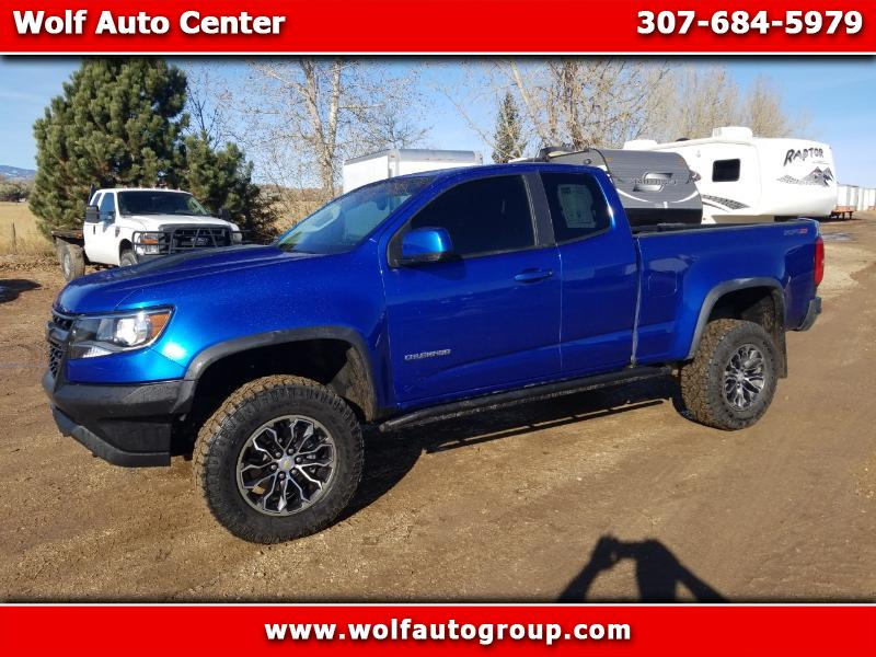 Chevrolet Colorado ZR2 Ext. Cab 4WD 2018