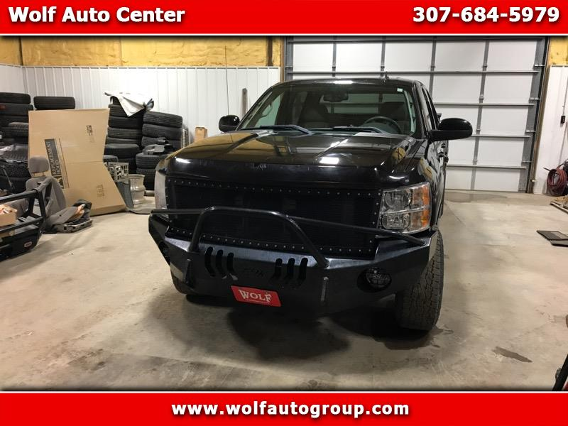 Chevrolet Silverado 2500HD LTZ Crew Cab Long Box 4WD 2009