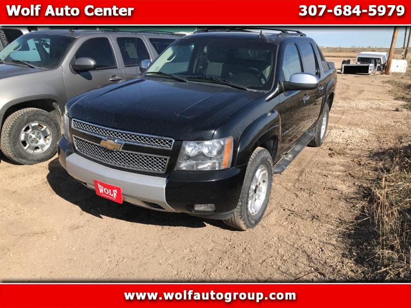 Chevrolet Avalanche LT1 4WD 2008