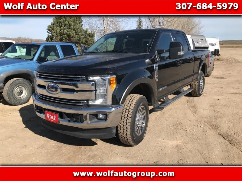 Ford F350 King Ranch Crew Cab 4WD 2017