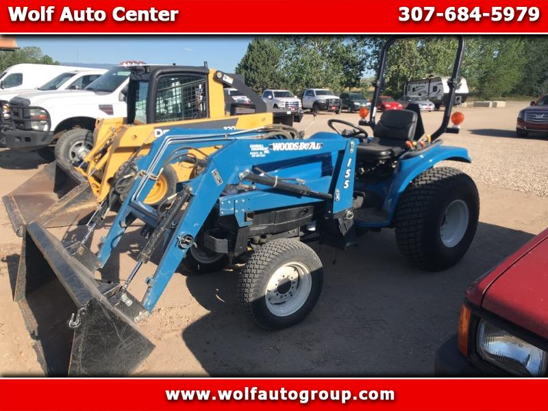 New Holland Workmaster  2007
