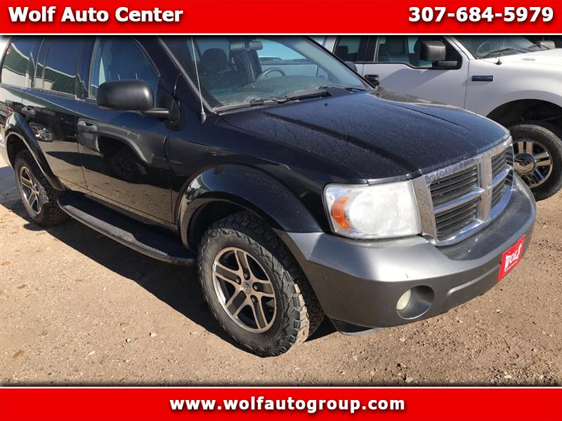 Dodge Durango Adventurer Model 4WD 2008
