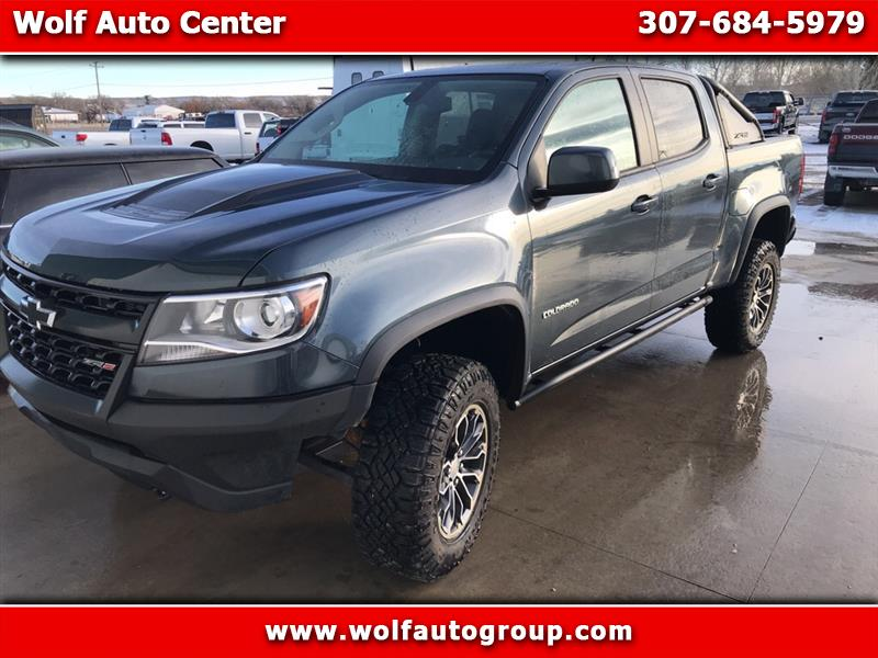 Chevrolet Colorado ZR2 Crew Cab 4WD Short Box 2019