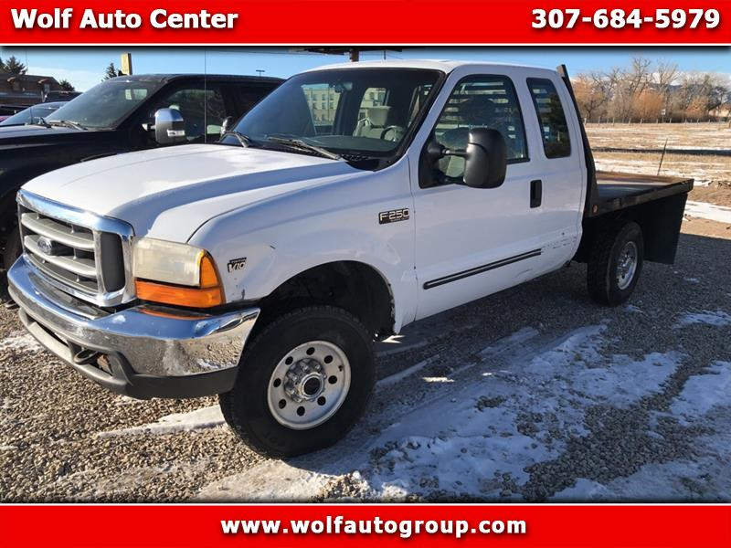 Ford F250 XL SuperCab Long Bed 4WD 2000