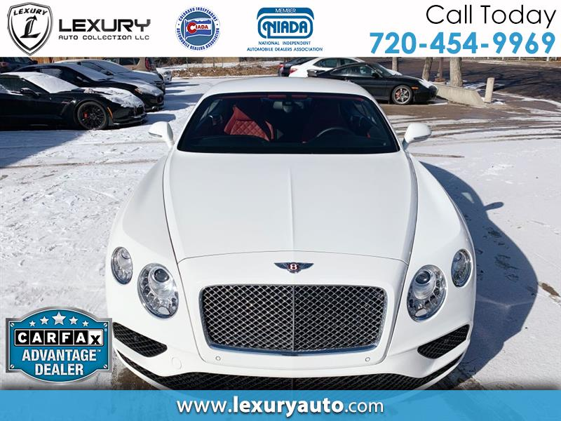 2016 Bentley Continental GT 2dr Cpe V8
