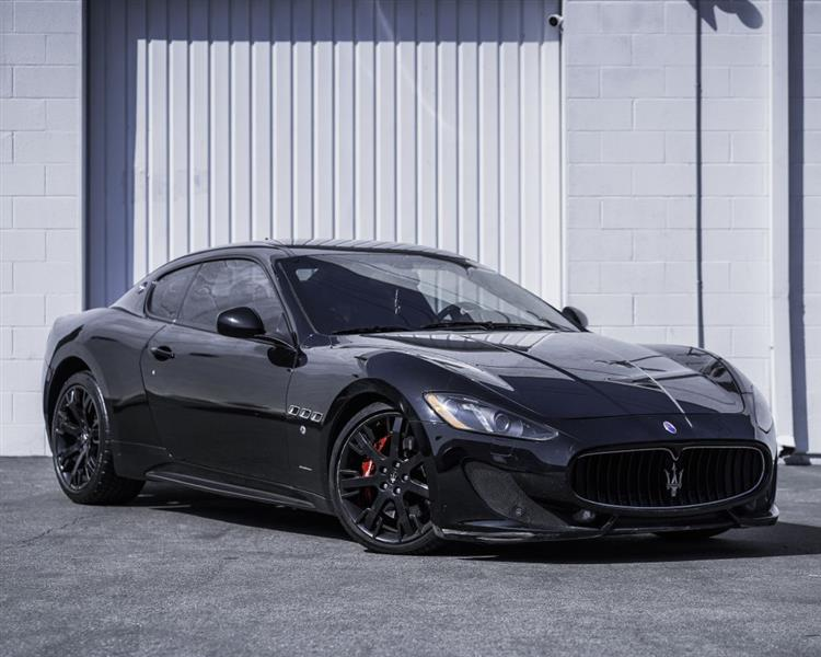 2013 Maserati GranTurismo 2dr Cpe GranTurismo Sport