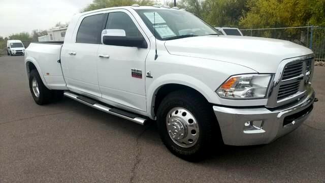 2012 RAM 3500 Laramie Mega Cab 2WD DRW