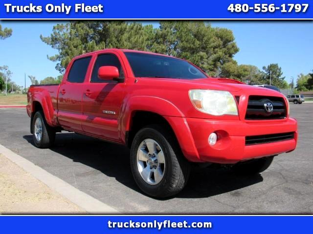 2007 Toyota Tacoma PreRunner Double Cab Long Bed V6 2WD