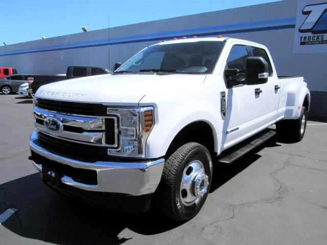 2019 Ford F-350 SD XLT Crew Cab Long Bed DRW 4WD