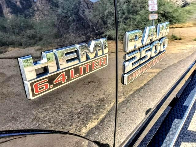 RAM 2500 Laramie Crew Cab SWB 4WD 2014