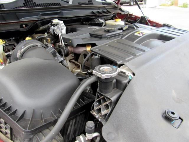 RAM 2500 Laramie Longhorn Edition Crew Cab SWB 4WD 2012