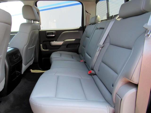 Chevrolet Silverado 2500HD LTZ Crew Cab 4WD 2015