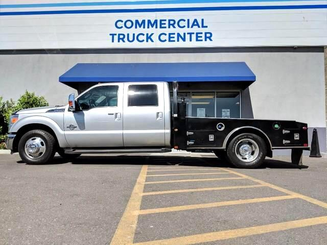2015 Ford F-350 SD Lariat Crew Cab Long Bed DRW 2WD