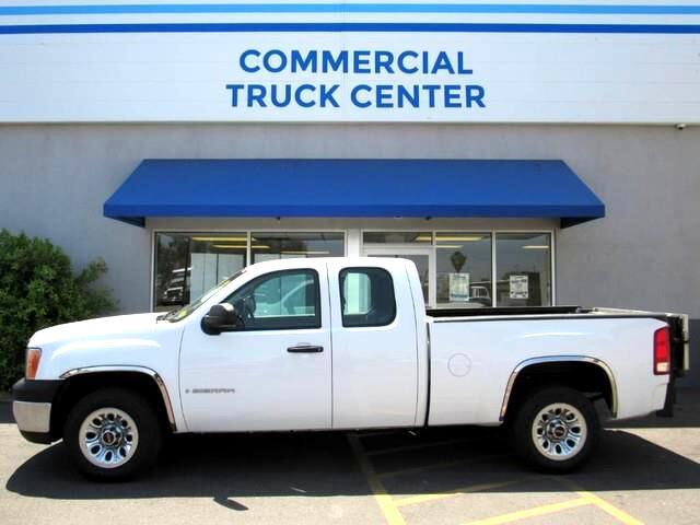 2009 GMC Sierra 1500 Work Truck Ext. Cab Long Box 2WD