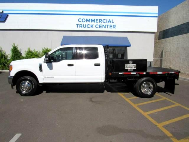 2017 Ford F-350 SD XLT Crew Cab Long Bed DRW 4WD
