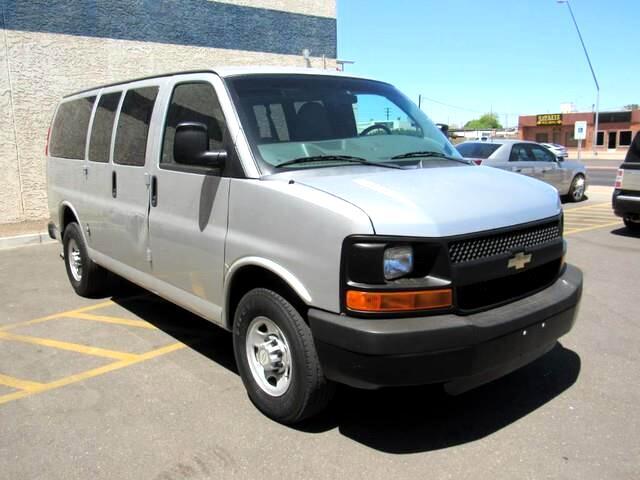 2010 Chevrolet Express LS 2500