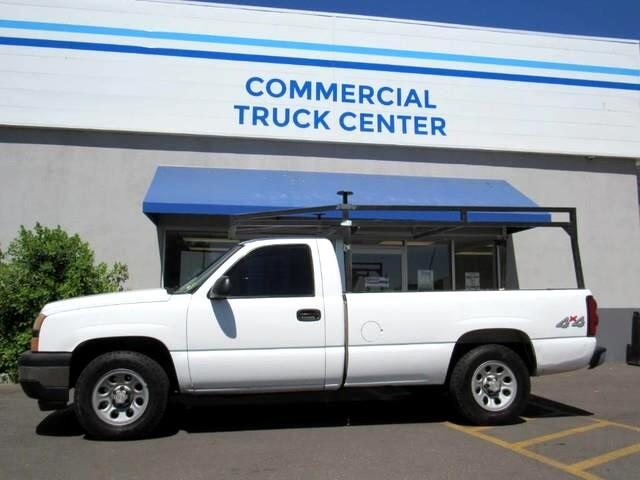 2006 Chevrolet Silverado 1500 Work Truck 4WD