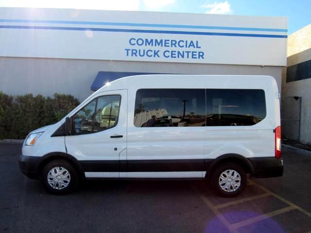 2016 Ford Transit 150 Wagon Med. Roof XL w/Sliding Pass. 130-in. WB