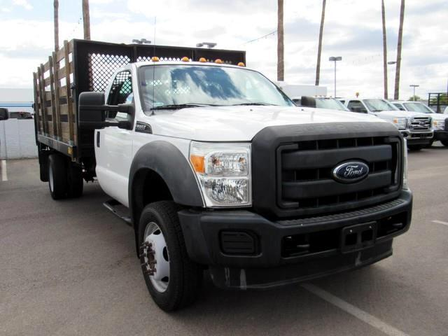 2012 Ford F-450 SD Regular Cab DRW 2WD