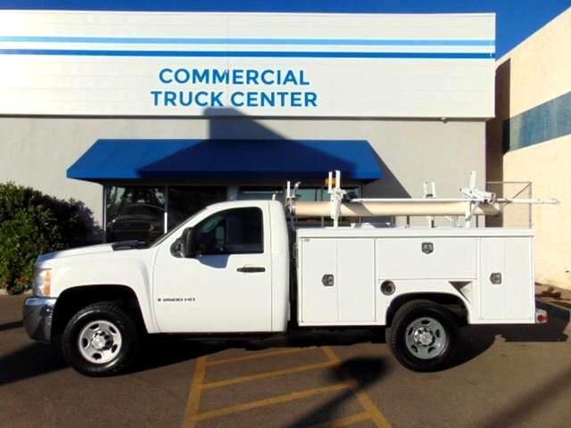 2008 Chevrolet Silverado 2500HD Work Truck Long Box 2WD