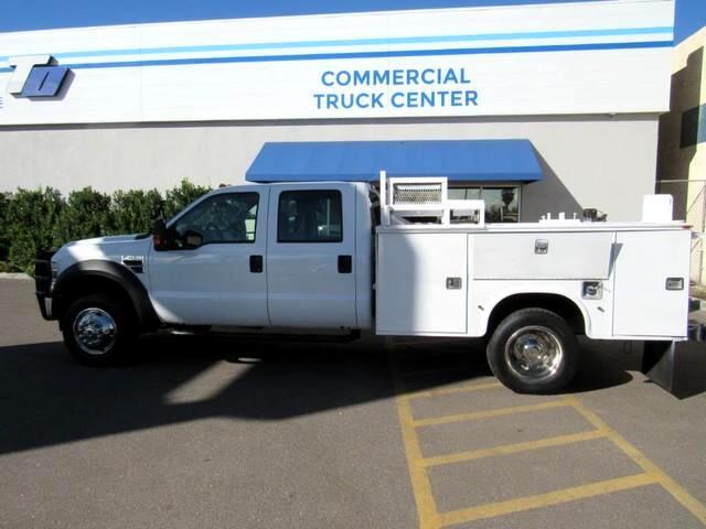 2010 Ford F-450 SD XL Crew Cab 4WD