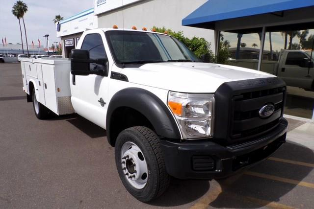 2014 Ford F-450 SD Regular Cab DRW 2WD