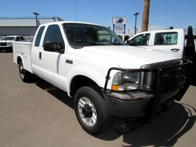 2002 Ford F-250 SD XL SuperCab 4WD
