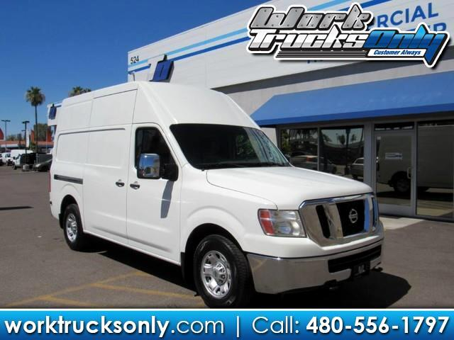 2013 Nissan NV Cargo 3500 HD S High Roof