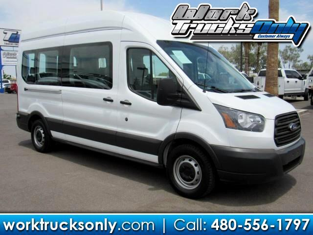 2018 Ford Transit 350 Wagon High Roof XL w/Sliding Pass. 148-in. WB