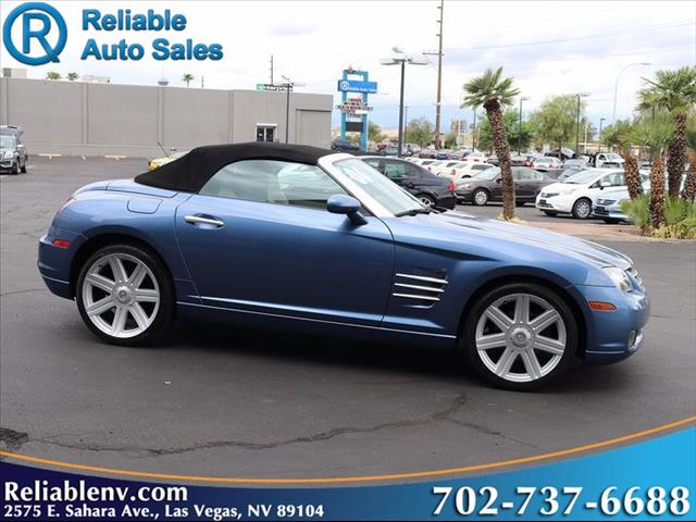Crossfire For Sale >> Used 2006 Chrysler Crossfire In Las Vegas Nv Auto Com 1c3an65l96x061265