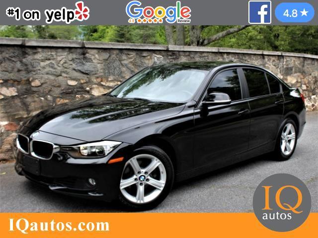 2012 BMW 3-Series 328i Sedan