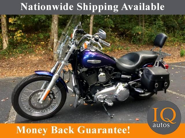 2010 Harley-Davidson FXDC