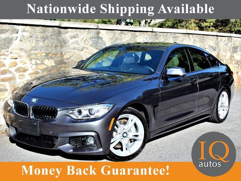 2017 BMW 4-Series Gran Coupe 430i